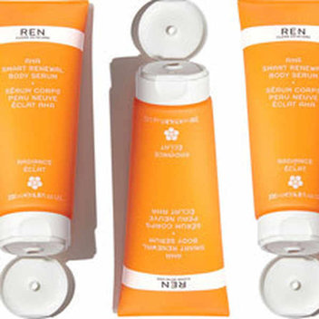 300 REN AHA Smart Renewal Body Serum samples up for grabs