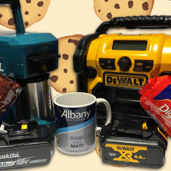 Claim a free Coffee Maker, DAB Radio, McVities Digestives & More