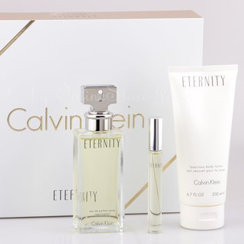 Secure a free Calvin Klein Eternity Set