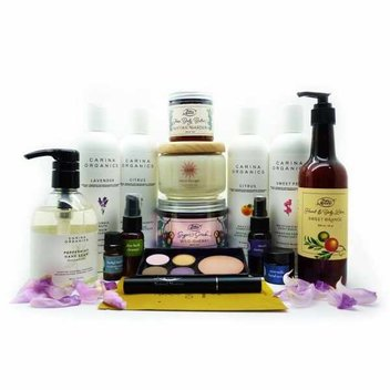 Win a Live In The Light organic beauty bundle