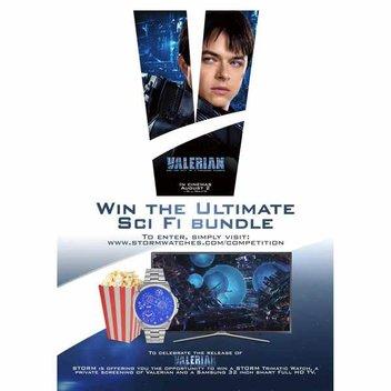 Win a Samsung 32