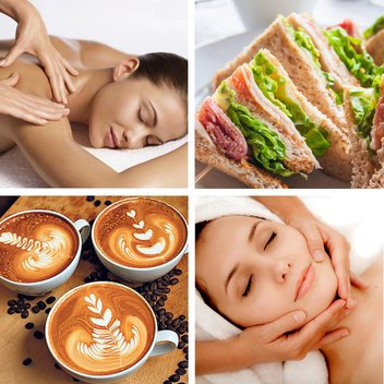 Enjoy a spa break for 2 with WED 28