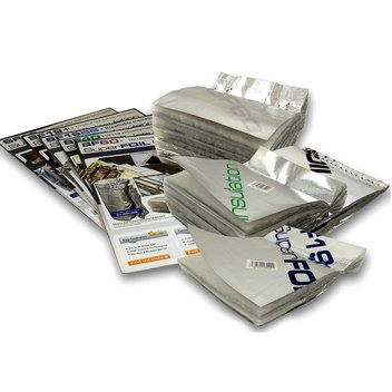 Free Insulation Sample Pack of Super & Multi Foil Insulation