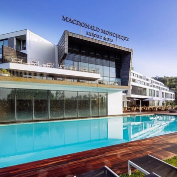 Stay at Macdonald Monchique Resort & Spa for 3 nights