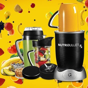 Get a free Nutri Bullet RX