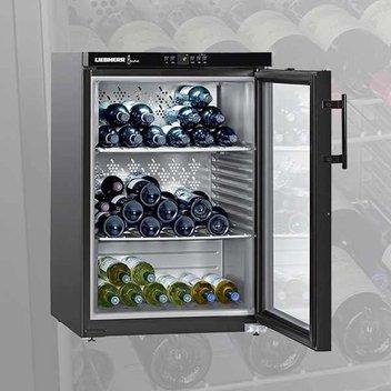 Win a 66 wine cabinet
