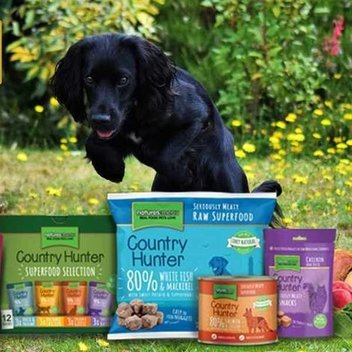 Win a Natures Menu hamper for your furry friend