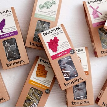 Win over a years' worth of teapigs tea & a modern matcha kit