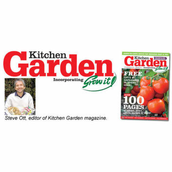 Join Kitchen Garden Magazine's giveaways and freebies