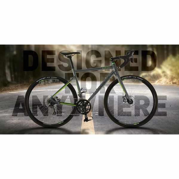Win a Claud Butler adventure road bike worth £600