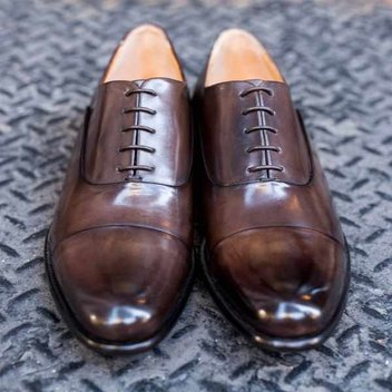 Win a pair of Cagney cap-toe oxfords