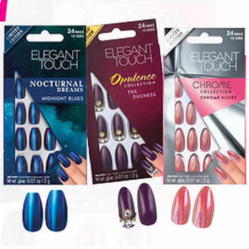 Win 1 of 10 sets of elegant Touch AW17 Nails