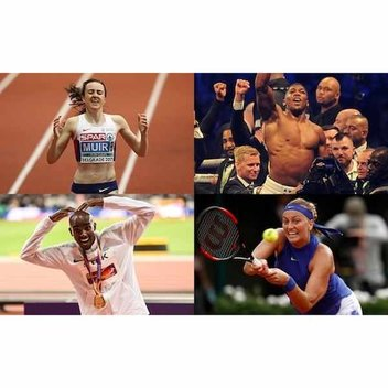 Vote for your sporting hero of 2017 to win an iPhone X