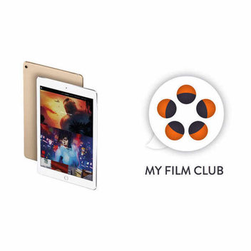 Win an iPad with MyFilmClub