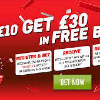 Free £30 bets from Ladbrokes