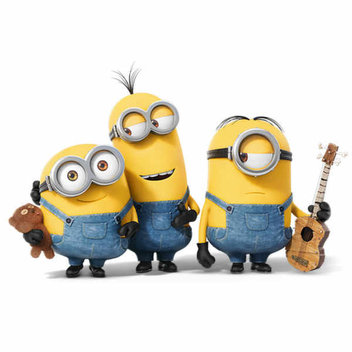 Win a New York family trip & 2,000 squishy minions
