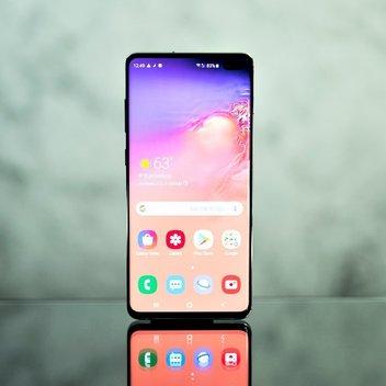 Redeem a brand new Samsung Galaxy S10+