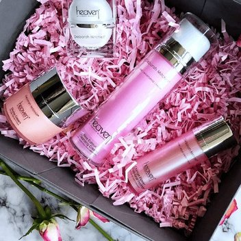 Win a Heaven Skincare Gift Box