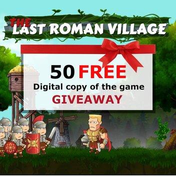 Free digital copy of The Last Roman Village