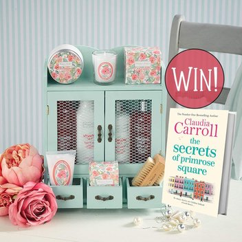 Claim a The Secrets of Primrose Square hamper