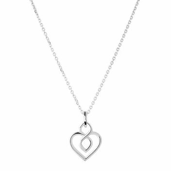Win an Infinite Love sterling silver necklace