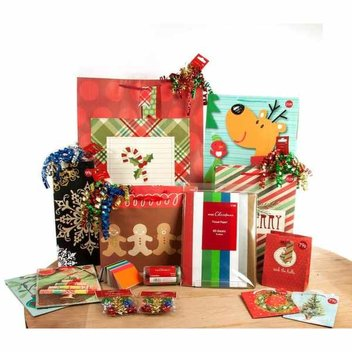 Wrap up your gifts with from freebies from Clintons' Simply Wrap Competition