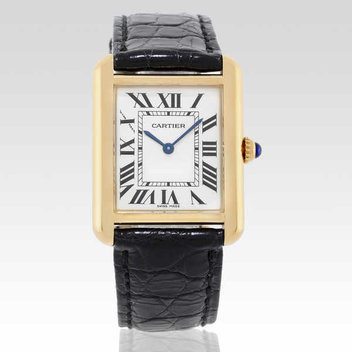 Win a luxury Cartier watch worth over £2100