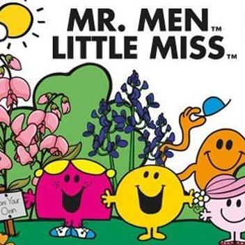 10,000 free Mr. Men & Little Miss books