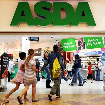 Win £1000 to spend at ASDA