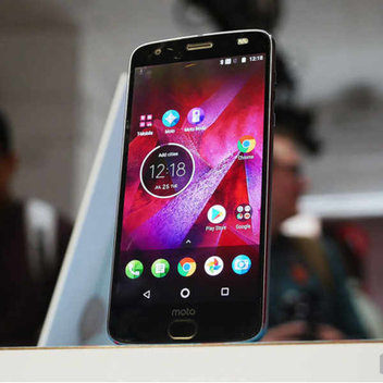 Win a Moto Z2 Force from Android Authority