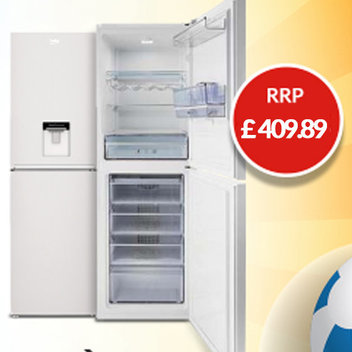 Win 1 of 5 Beko Fridge Freezers