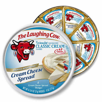 Free The Laughing Cow cheese