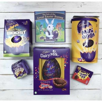 Choccie Egg Easter Giveaway