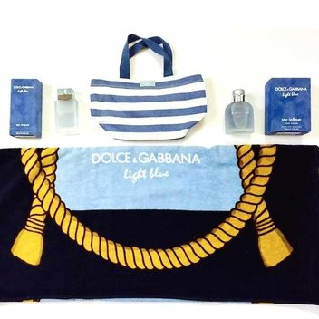 Win the new Dolce & Gabbana Eau Intense