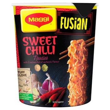 Get a free Maggi Fusian Pot