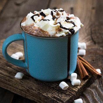 Enjoy a free box of AERO Hot Chocolate