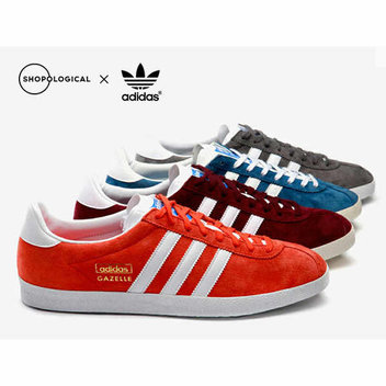 Win 2 pairs of his and hers adidas Gazelle trainers
