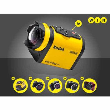 Win 1 of 6 Kodak Pixpro cameras