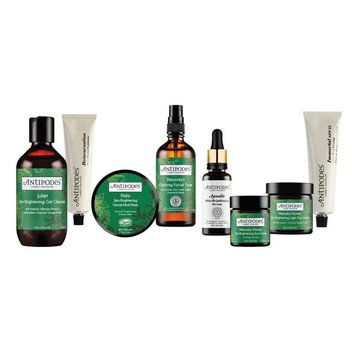 Win the Antipodes Skin Brightening Set