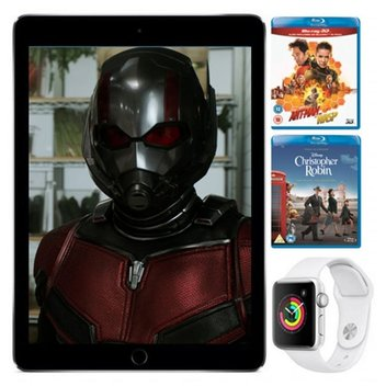 Win a tech bundle with Christopher Robin & Ant-Man and The Wasp