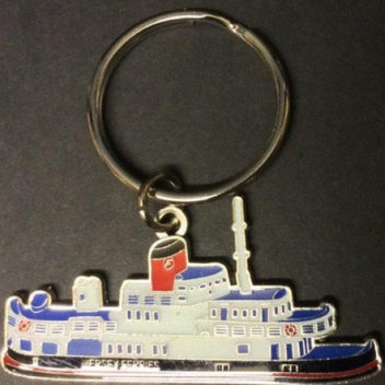 Take home a free Free DFDS Ferry Keyring