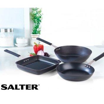 Win a Salter pan for life hamper