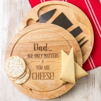 Free Engraved Cheese Boards