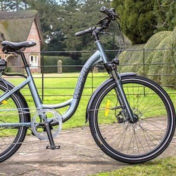 Win a state-of-the-art electric bike