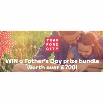 Win a Father's Day prize bundle worth over £700