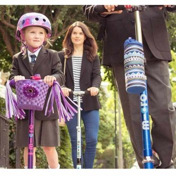 Win a set of family scooters worth over £500