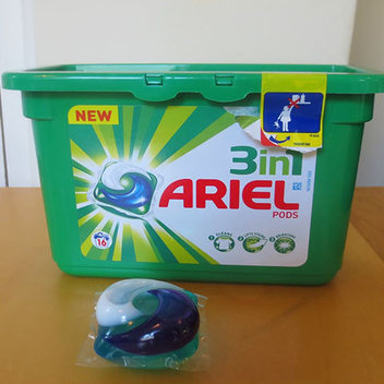 Score a year's supply of free Ariel Pods
