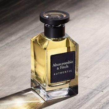 Test the new Abercrombie & Fitch AUTHENTIC Fragrance for free