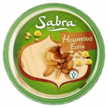 8,000 free Pots of Sabra Houmous