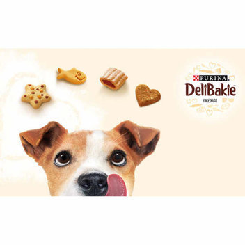 Get a 30p off voucher at Purina DeliBakie